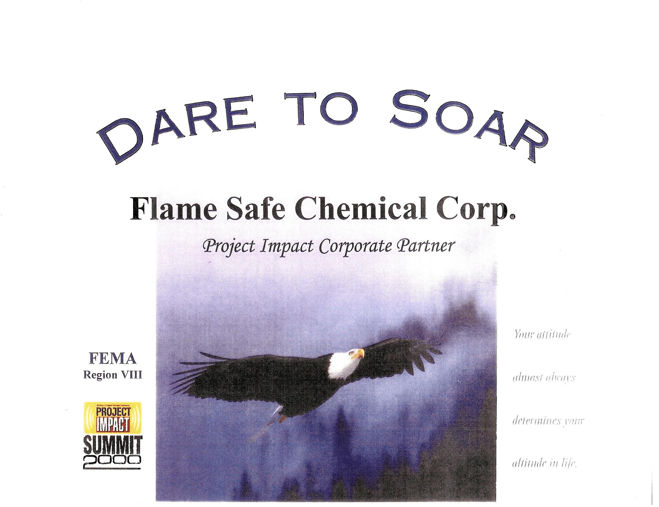FEMA FLAME SAFE